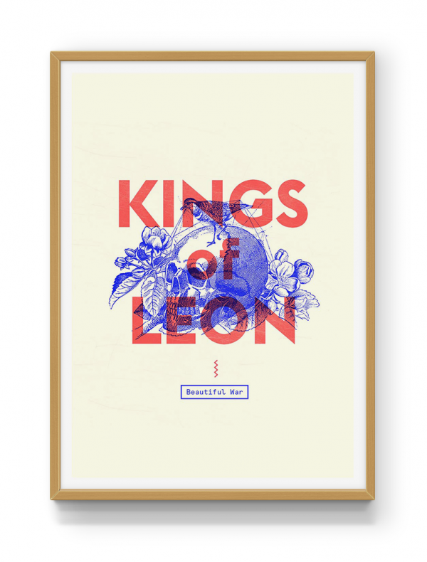 poster kings of leon