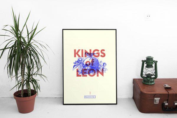 kings-of-leon-print-poster